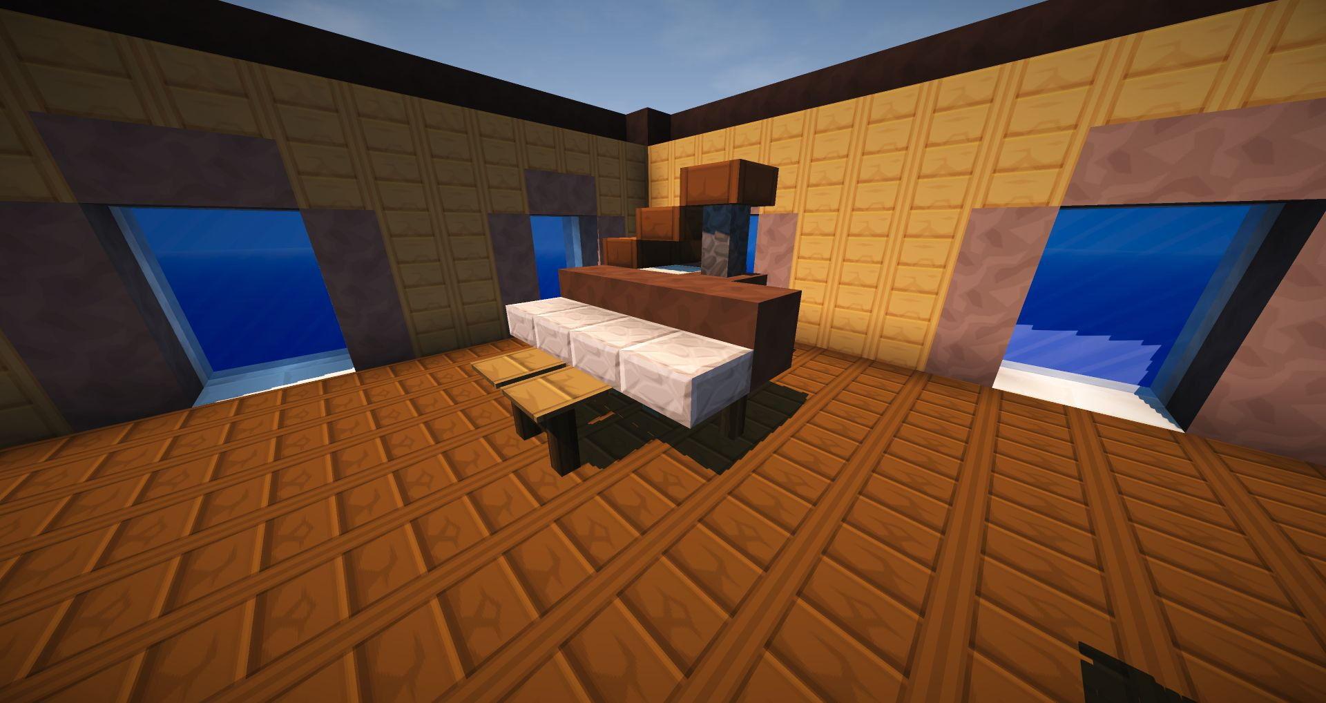 Minecraft living room furniture Living room furniture minecraft